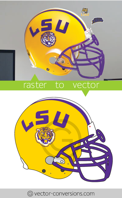 Raster to Vector conversion sample