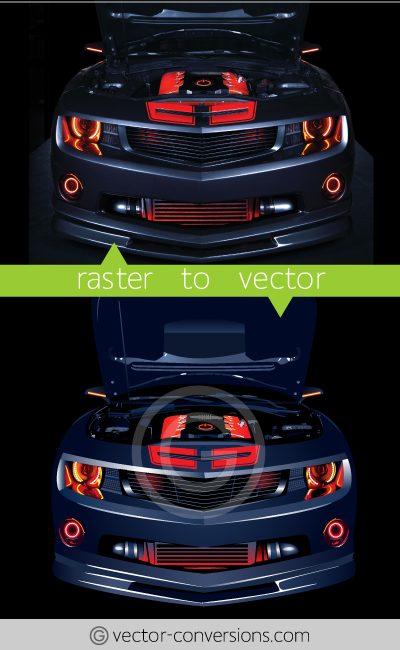 Vector conversion sample